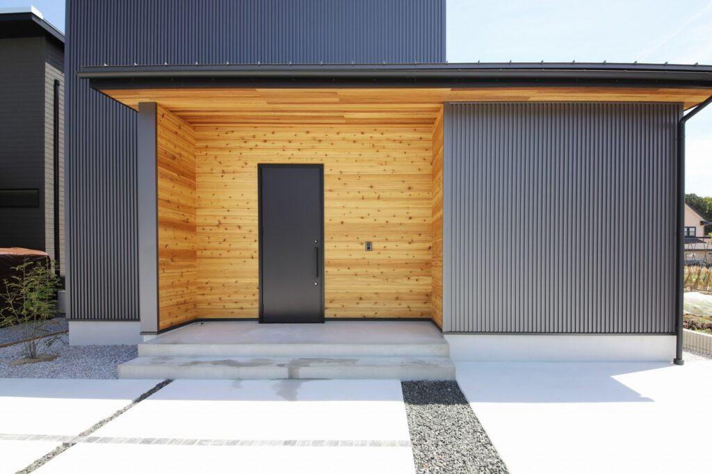 青森県八戸市新築注文住宅施工事例
