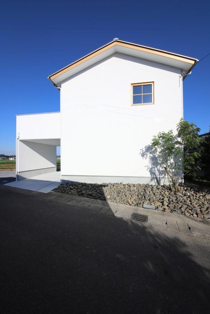 青森県十和田市新築注文住宅施工事例