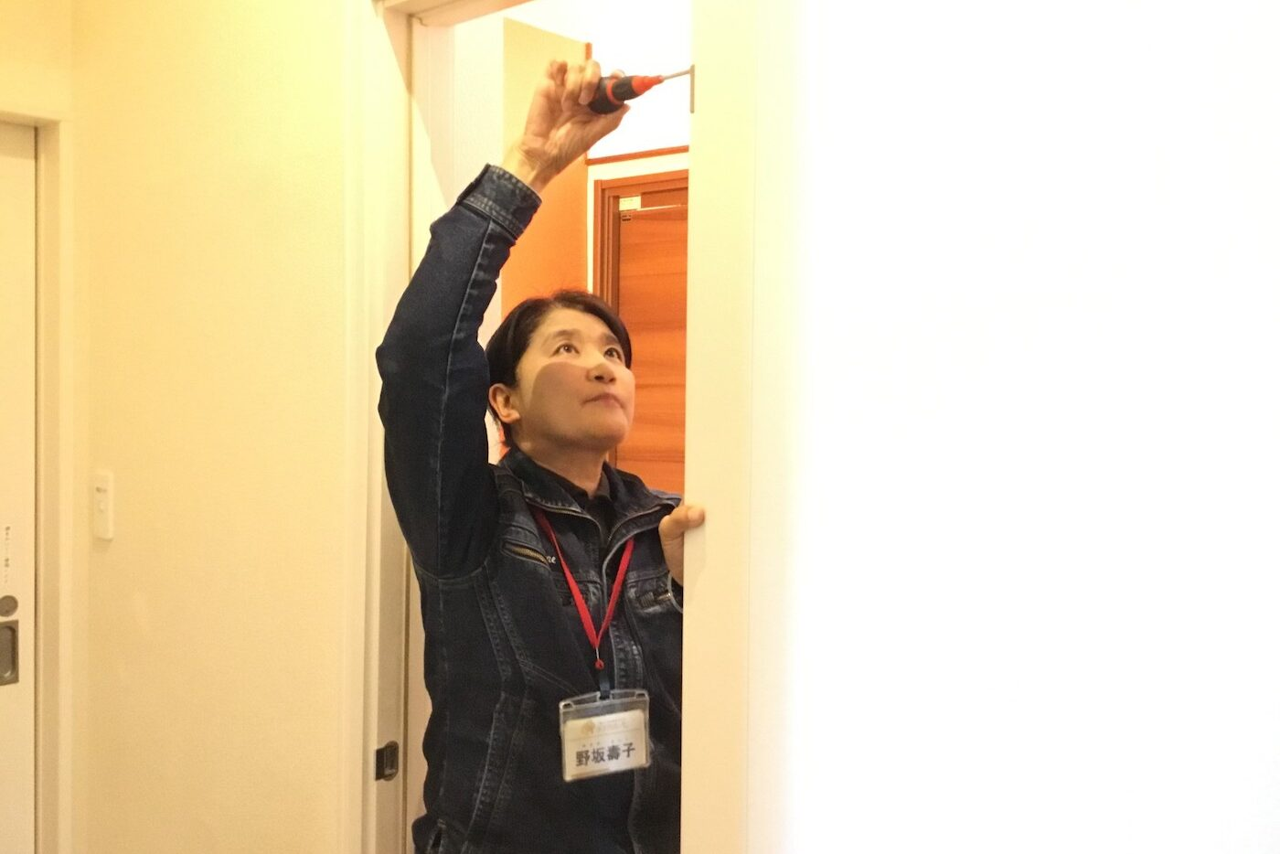 野坂 壽子