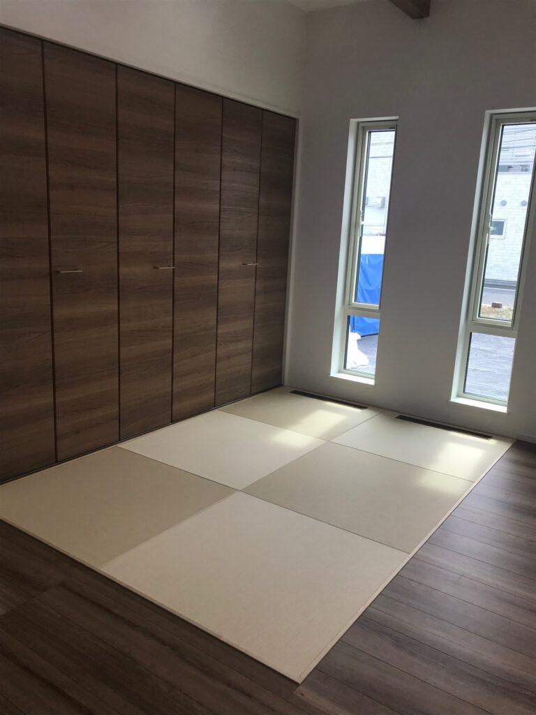 三沢市新築注文住宅施工事例
