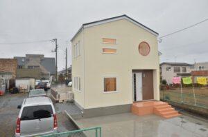 八戸市の新築注文住宅・施工事例