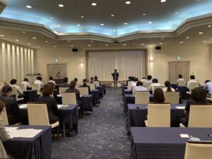 第49期 後期決意表明発表会を開催しました。