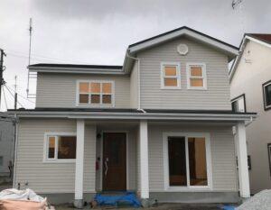 おいらせ町の新築注文住宅・施工事例